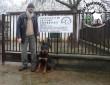 Kyra az állatbarátok adó 1 %-ának köszönhetően Gazdihoz került
