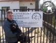 Artúr az állatbarátok által felajánlott szja 1 százalékoknak köszönhetően menekült meg