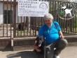 Kutyamentés: Szerető Gazdira talált Gombóc!