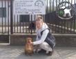 Vedi az állatbarátok által felajánlott adó 1%-oknak köszönhetően jutott Gazdihoz