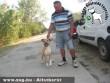 Szja 1% felajánlása révén Búcsú kutyus szeretõ gazdihoz került